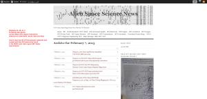 07   February   2015   Alien Space Science News wordpress Diagram 4a 4b 4c 5 WOW! signal SETI laser beams crystal lattice UFO engine steering lift off landing instructions