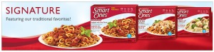 signature entrees smart ones weight watchers CARB count Sugars elevate diabetes walmart frozen tv dinners