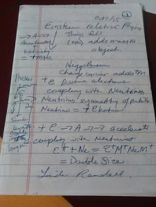 E=Mc2(squared) jeff stewart Einstein's laws of Relativity in Pictures Linda Randall alien space science news photos wordpress