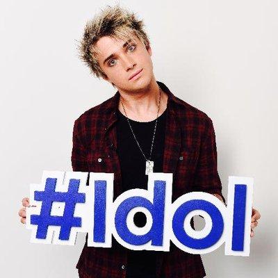 dalton rapattoni - american idol season 15 - twitter.com daltonrapattoni - the idea girl says linda randall