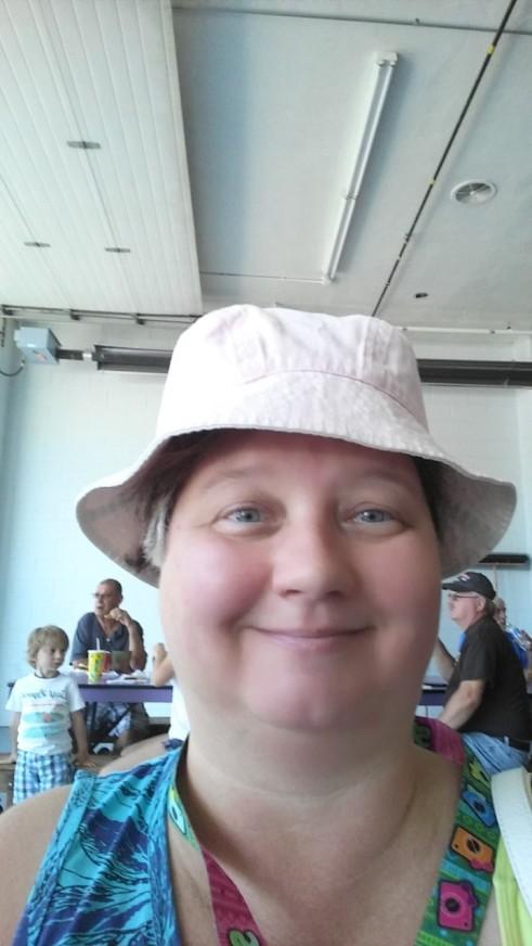 linda randall (chisholm) Fire Station 4 Ridgeway Summer Festival Sun 10 July 2016